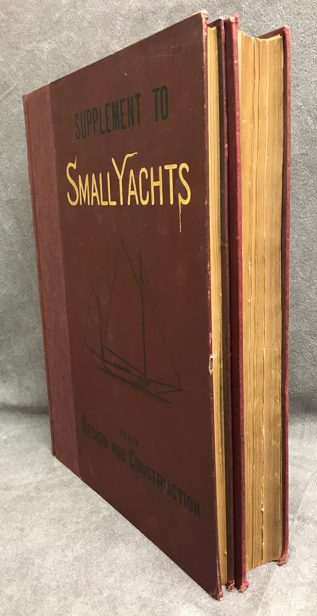 Image 2 of Small Yachts. Their Design and Constructuction Exemplified by the ruling types o