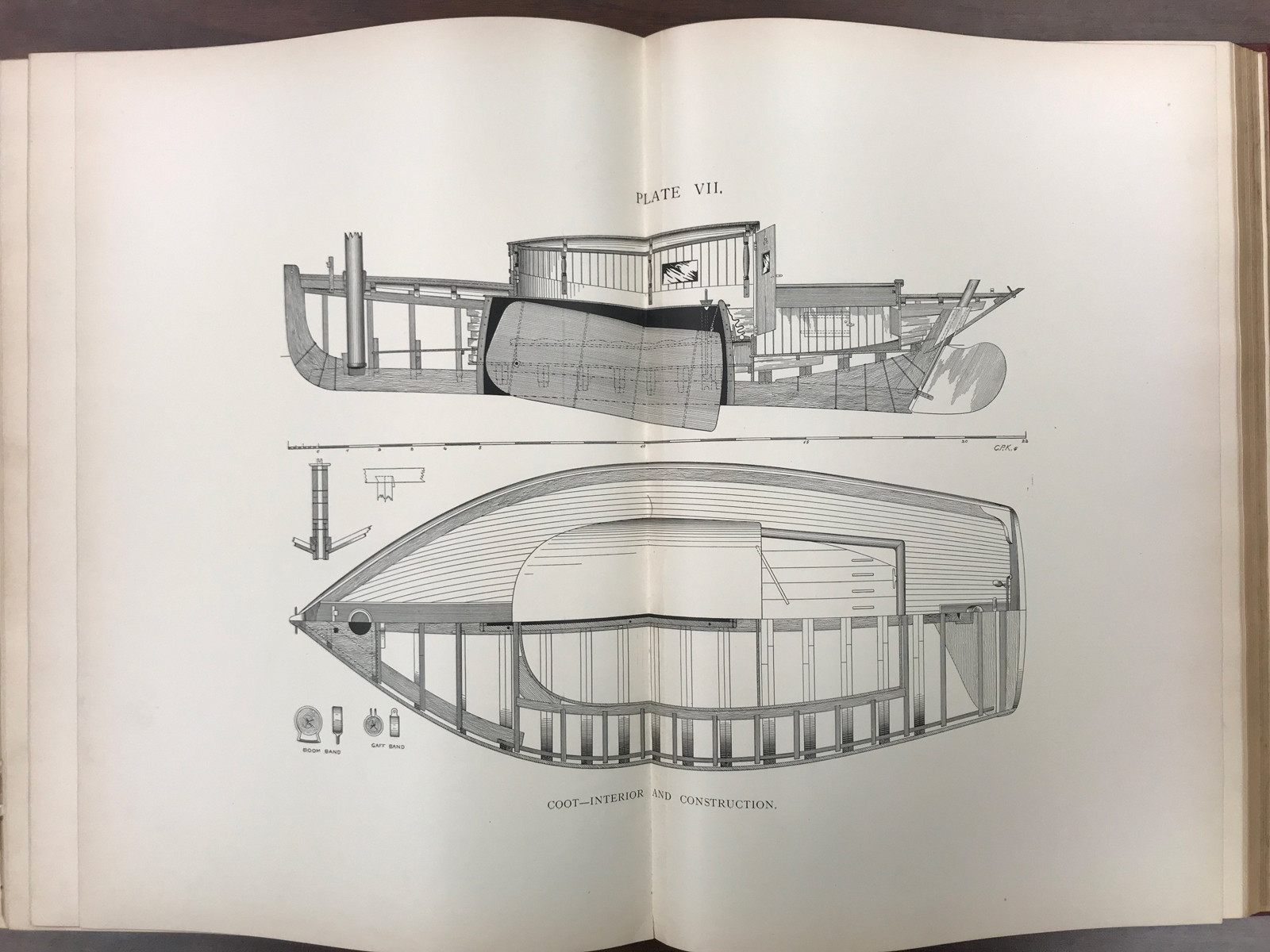 Image 8 of Small Yachts. Their Design and Constructuction Exemplified by the ruling types o