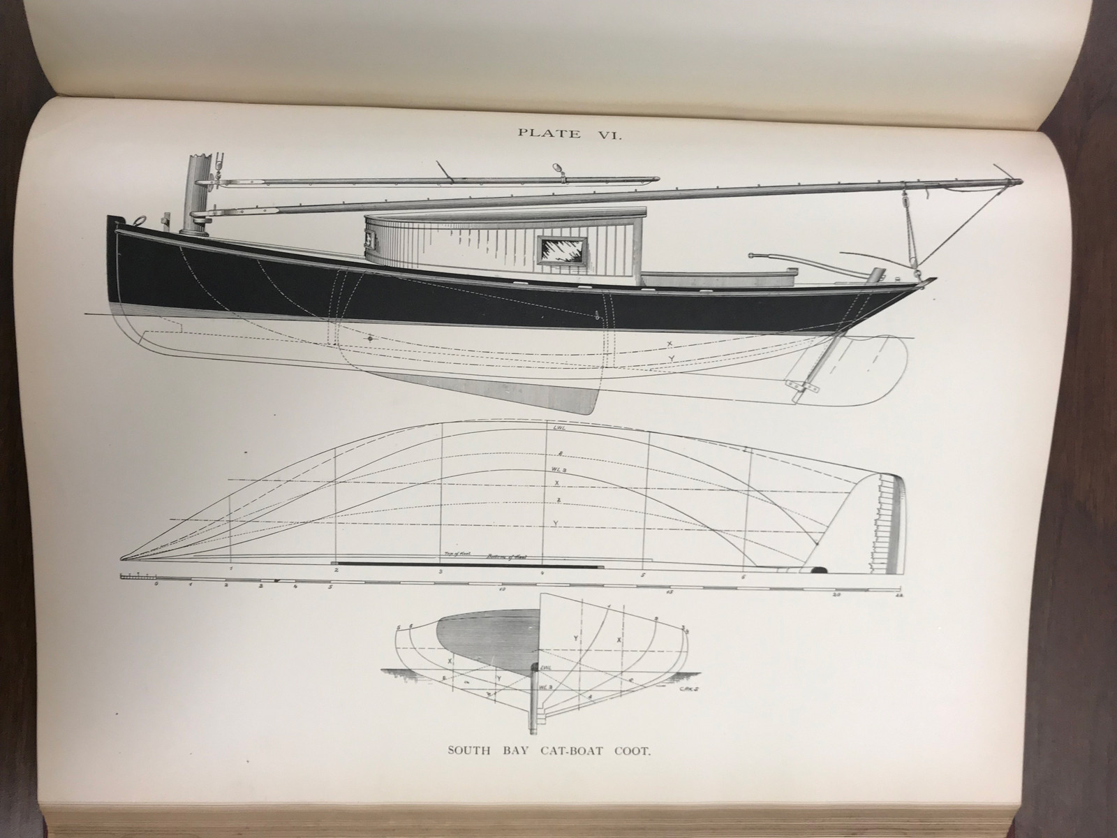 Image 9 of Small Yachts. Their Design and Constructuction Exemplified by the ruling types o