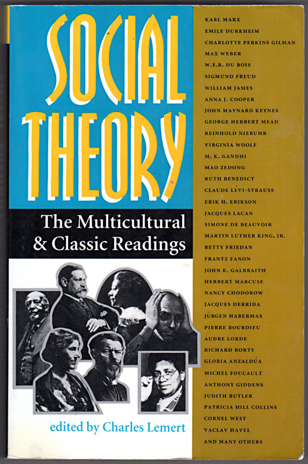 Image 0 of Social Theory: The Multicultural And Classic Readings