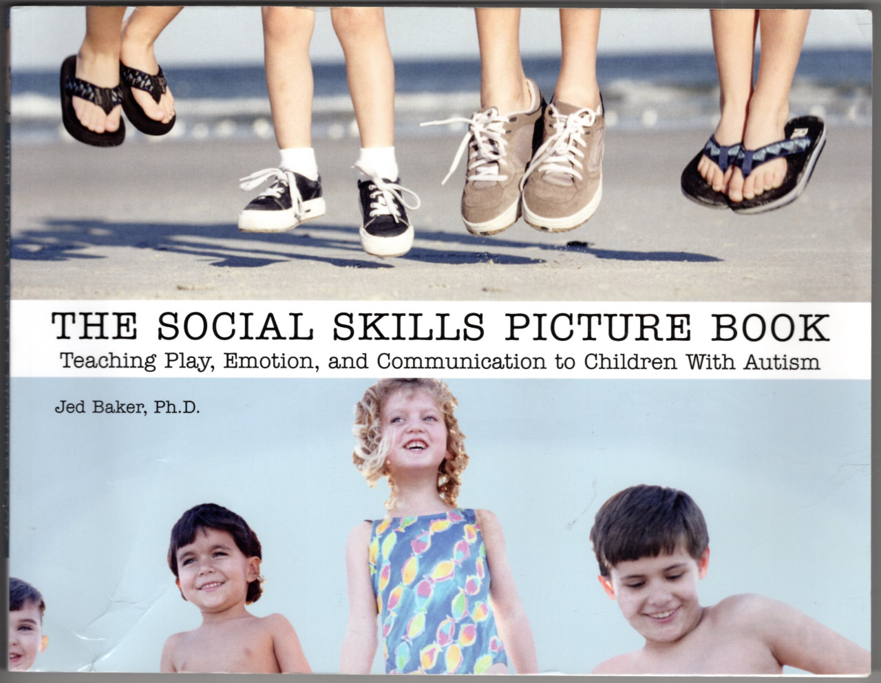 Image 0 of The Social Skills Picture Book Teaching play, emotion, and communication to chil
