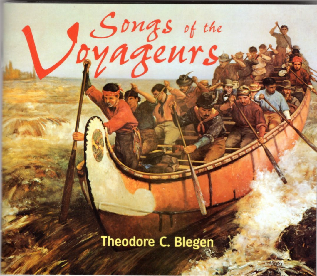 Image 0 of Songs of the Voyageurs (MHS Minnesota Musical Traditio)