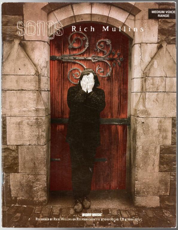 Image 0 of Songs: Rich Mullins (Medium Voice Range)