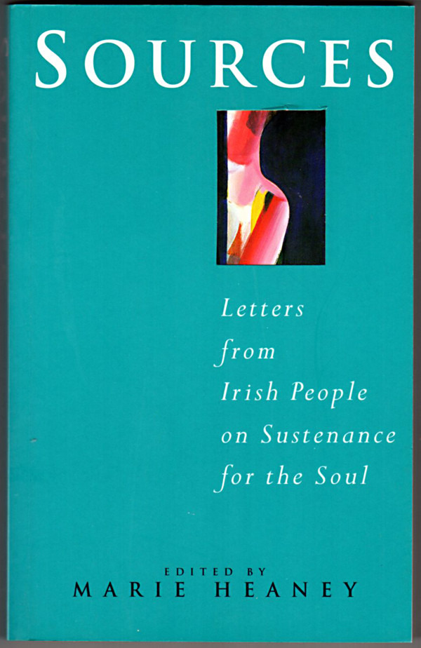 Image 0 of Sources: Letters from the Irish People on Sustenance for the Soul
