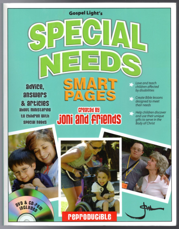 Image 0 of Special Needs Smart Pages: Advice, Answers and Articles About Teaching Children