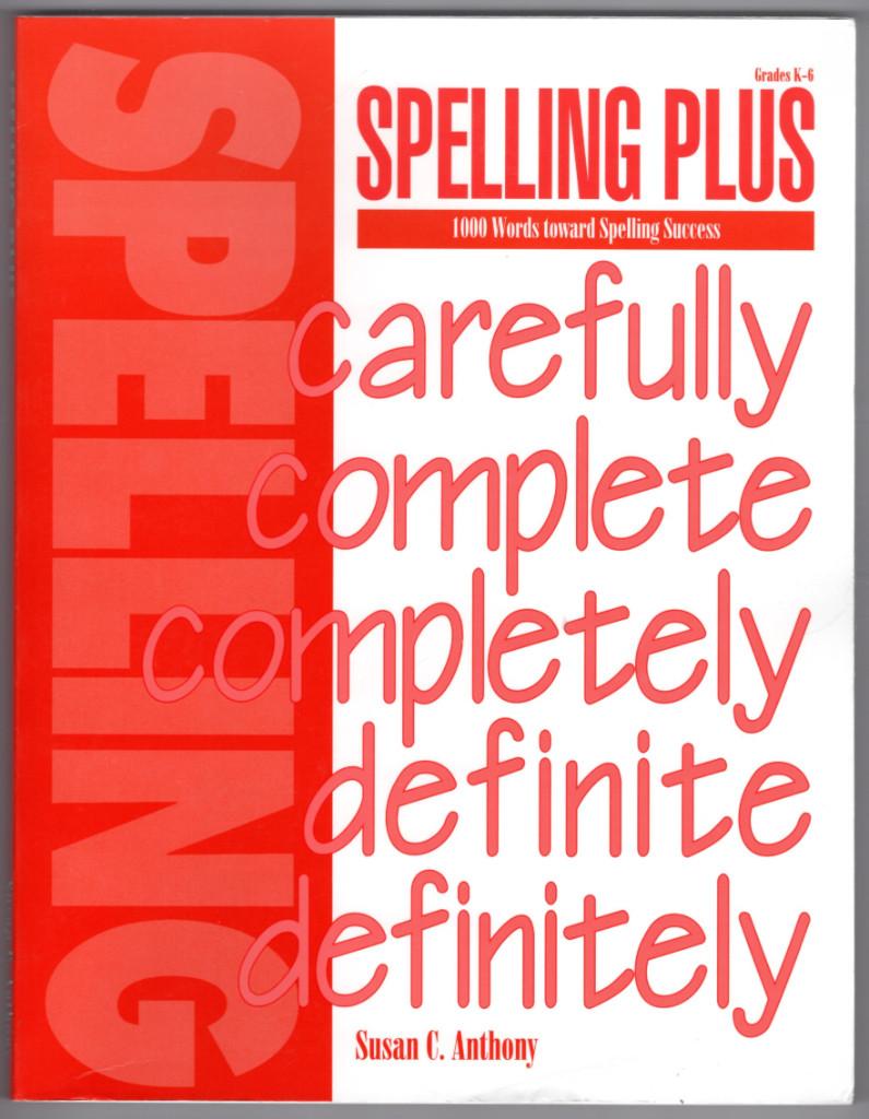 Image 0 of Spelling Plus:  1000 Words toward Spelling Success