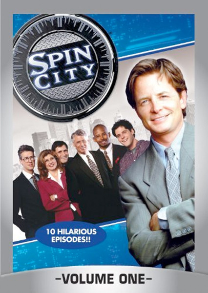 Image 0 of Spin City: Vol.1