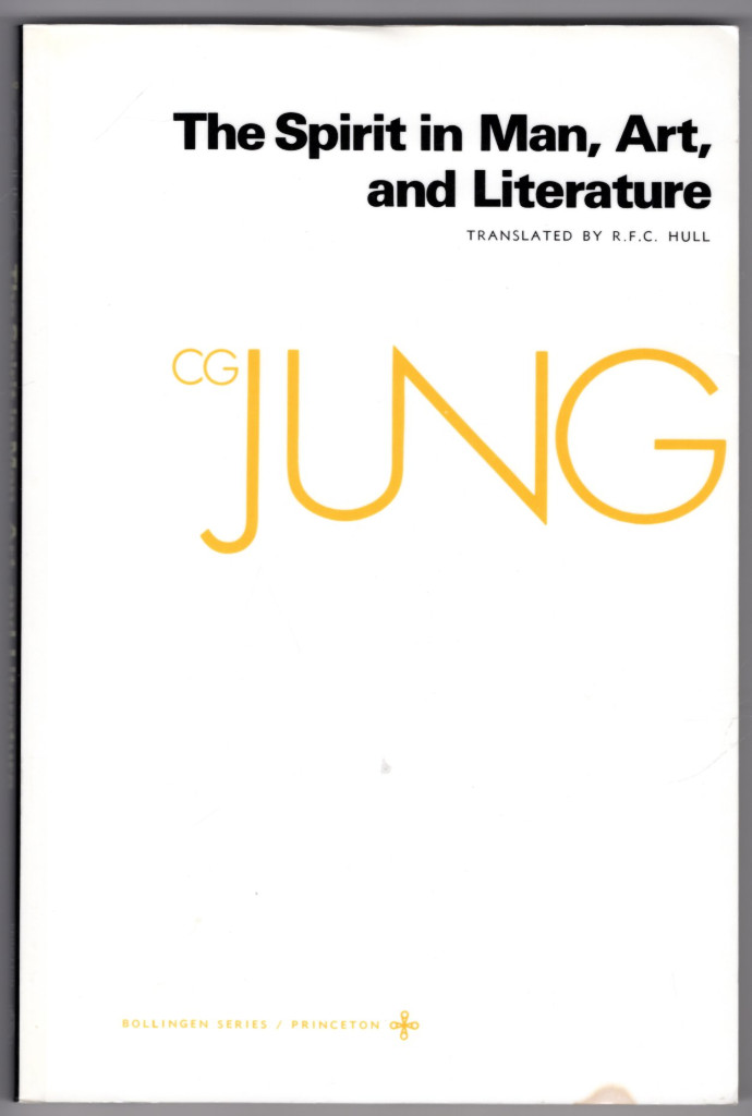 Image 0 of The Spirit in Man, Art, & Literature (Collected Works of Jung Vol. 15)