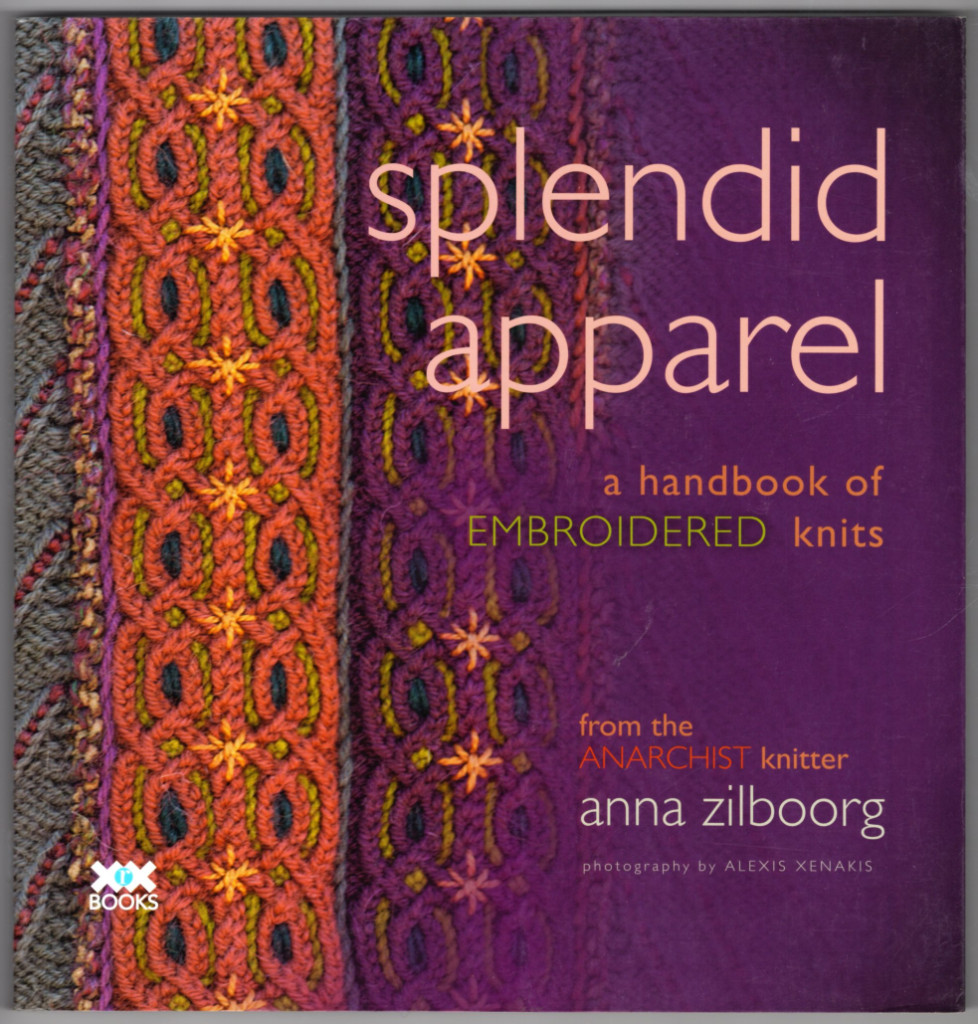 Image 0 of Splendid Apparel: A Handbook of Embroidered Knits