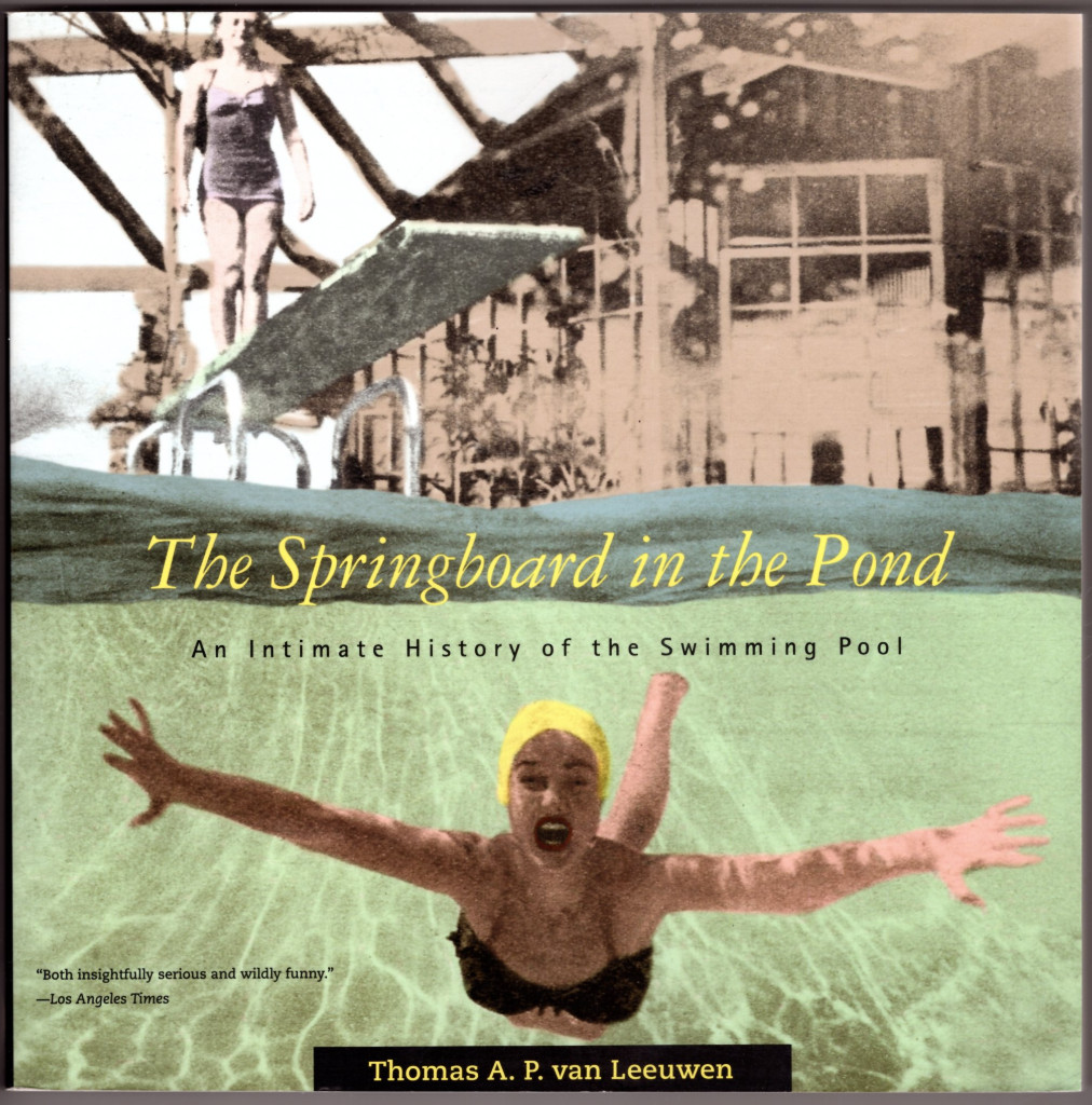 Image 0 of The Springboard in the Pond: An Intimate History of the Swimming Pool (Graham Fo