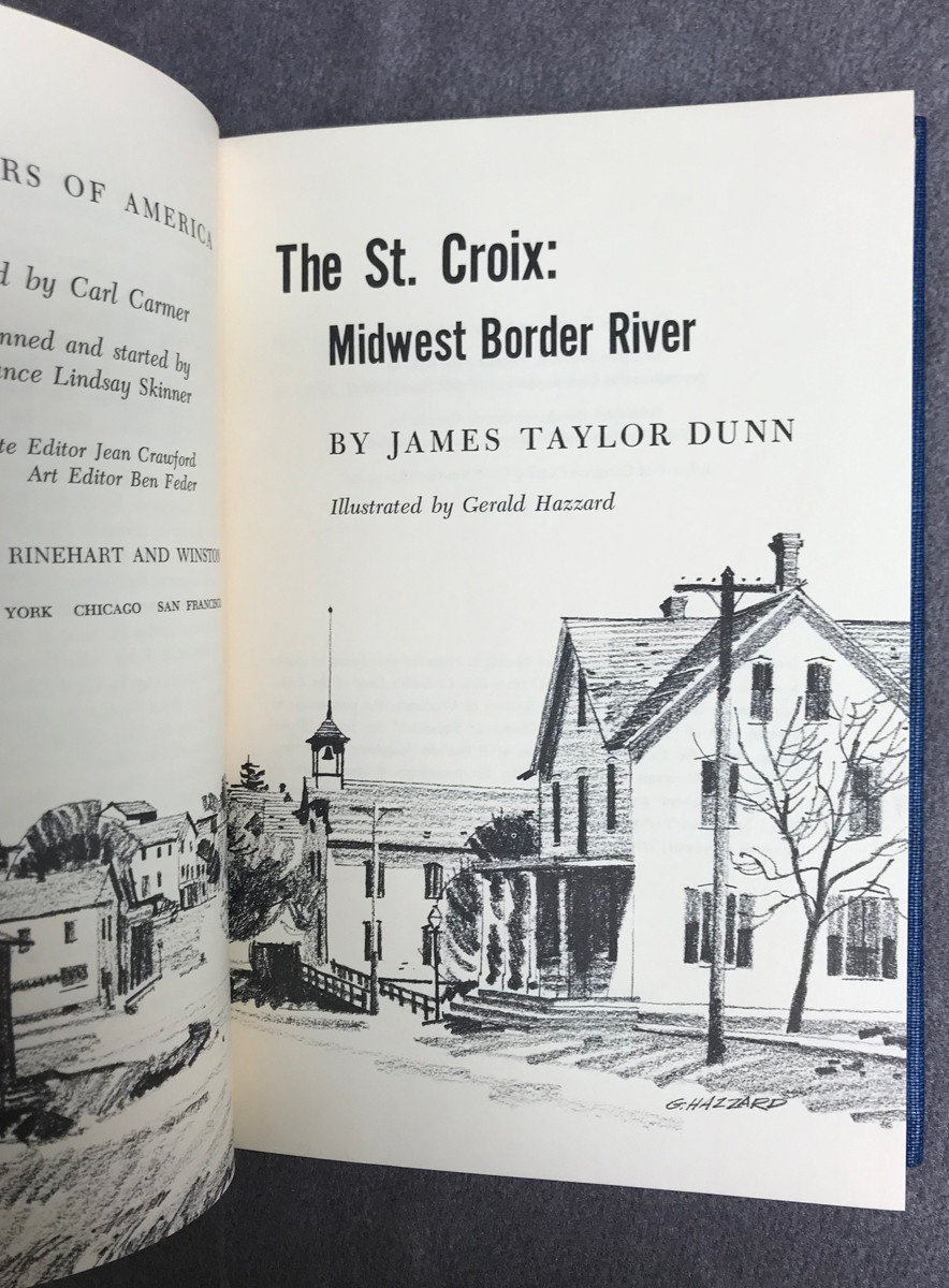 Image 6 of The St. Croix: Midwest border river (Rivers of America)