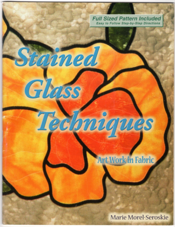 Image 0 of Stained Glass Techniques - Art Work in Fabric
