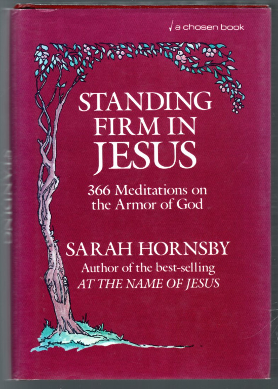 Image 0 of Standing Firm in Jesus: 366 Meditations on the Armor of God