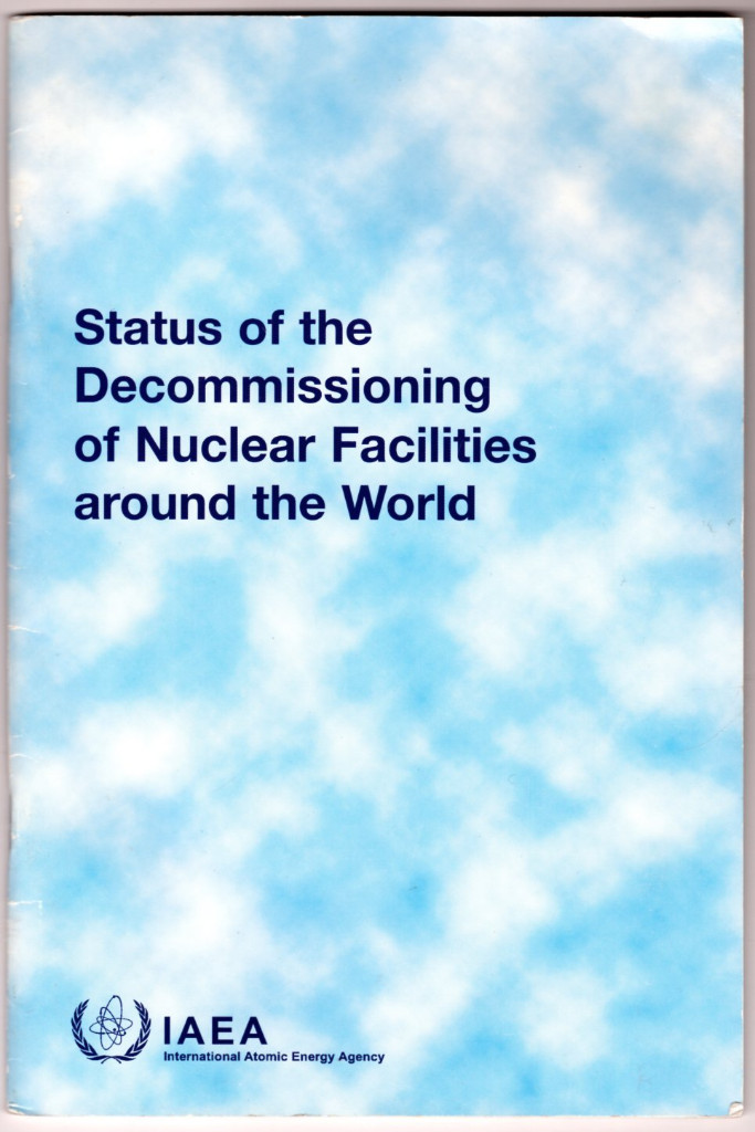 Image 0 of Status Of The Decommissioning Of Nuclear Facilities Around The World