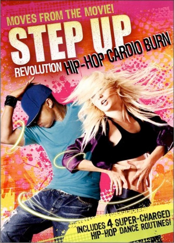 Image 0 of Step Up Revolution: Hip Hop Cardio Burn