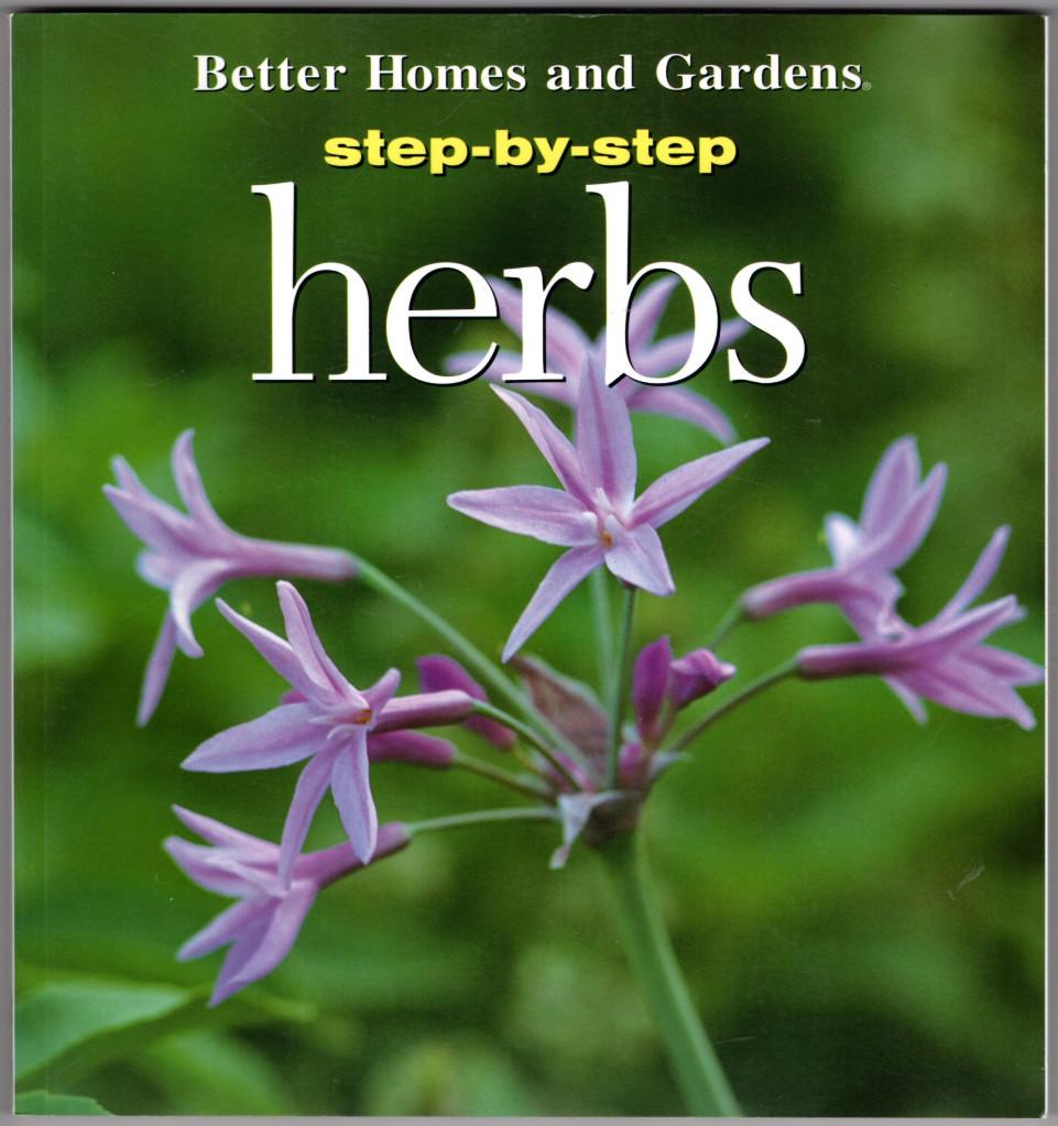 Image 0 of Step-By-Step Herbs: Catriona Tudor Erler