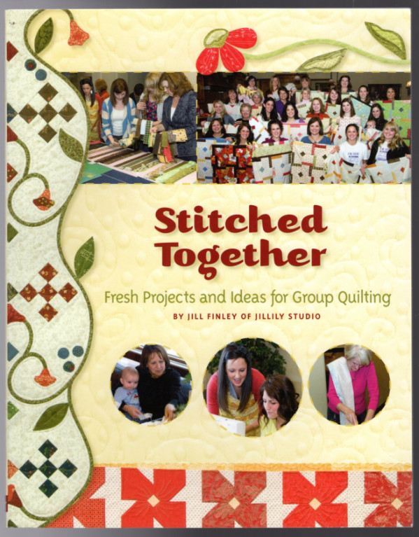 Image 0 of Stitched Together: Fresh Projects and Ideas for Group Quilting