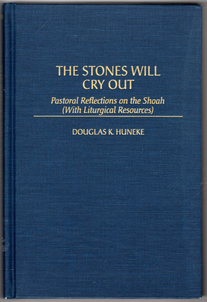 Image 0 of The Stones Will Cry Out: Pastoral Reflections on the Shoah (With Liturgical Reso
