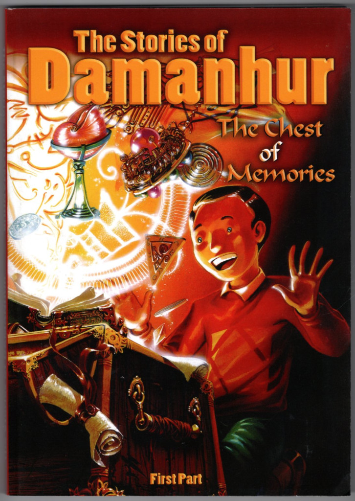 Image 0 of The Stories of Damanhur: The Chest of Memories - Checkmate to Time!