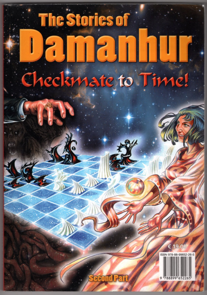 Image 1 of The Stories of Damanhur: The Chest of Memories - Checkmate to Time!