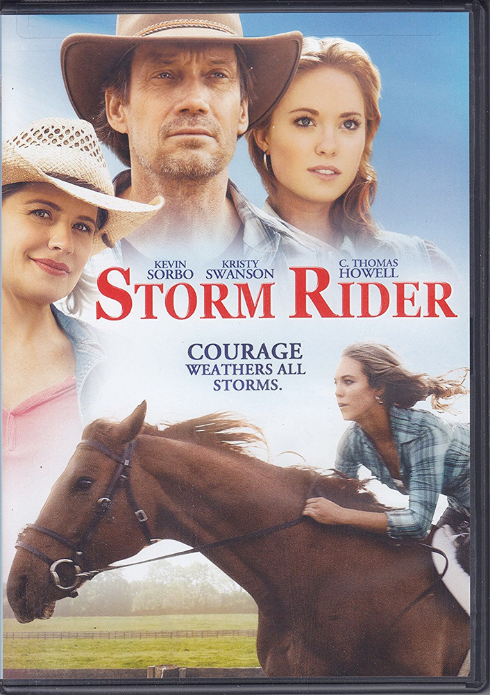 Image 0 of Storm Rider (DVD + VUDU Digital Copy)