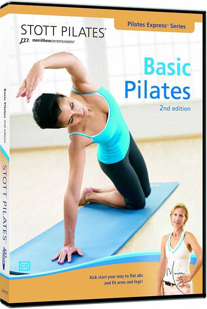 Image 0 of STOTT PILATES Basic Pilates 2nd Edition(English/French)
