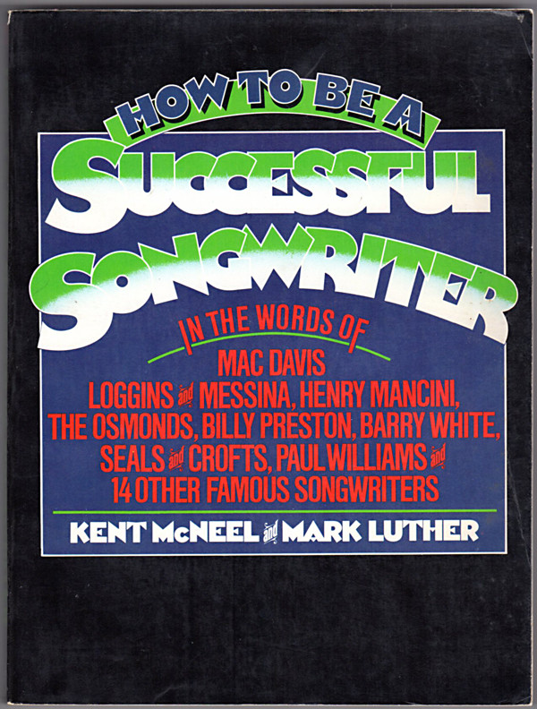 Image 0 of How to Be a Successful Songwriter