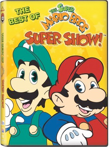Image 0 of The Best of the Super Mario Bros Super Show!