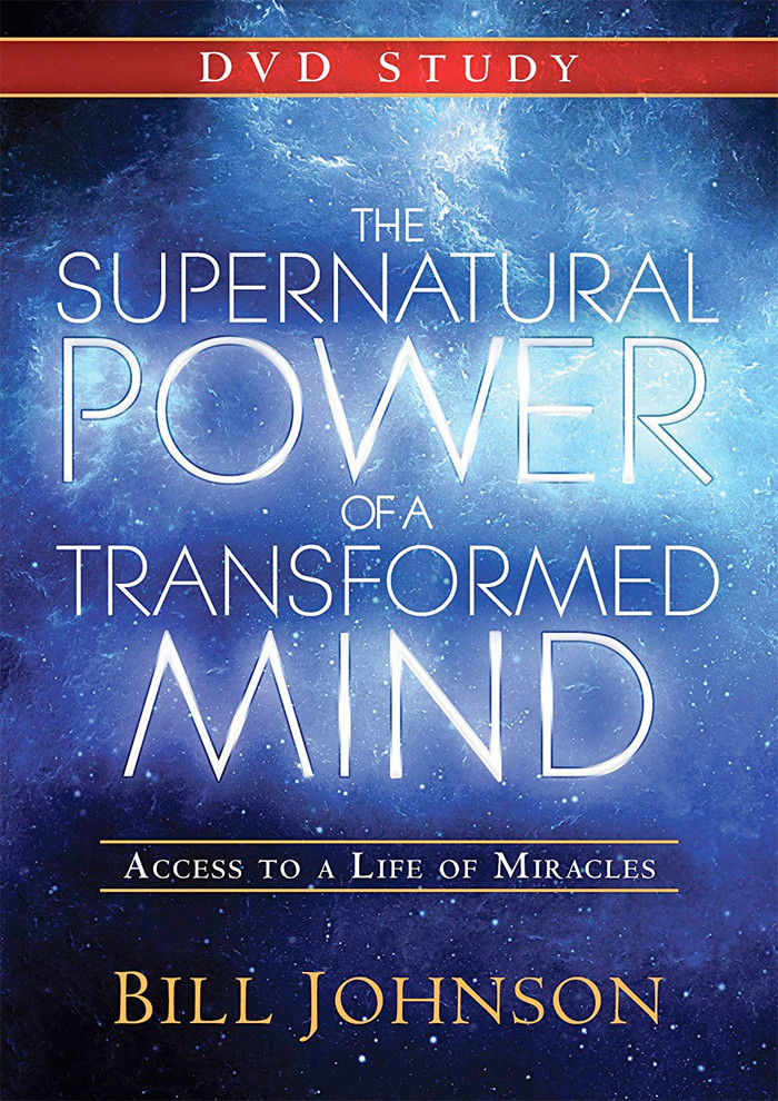 Image 0 of The Supernatural Power of a Transformed Mind: A DVD Study: Access to a Life of M