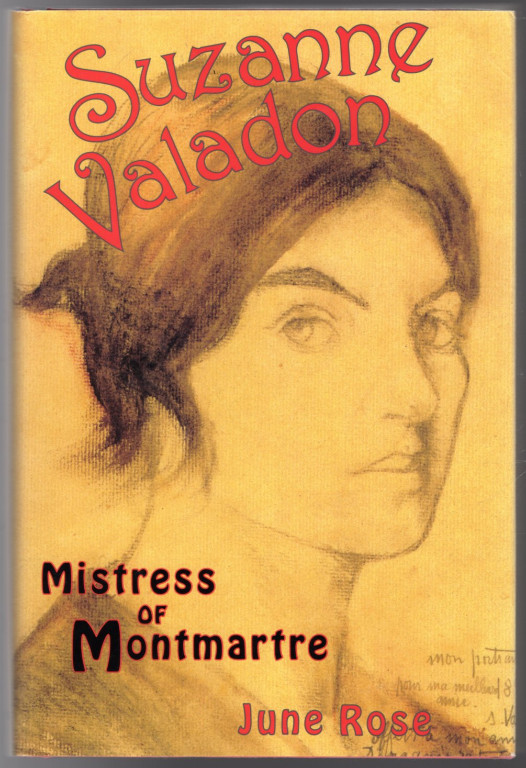 Image 0 of Suzanne Valadon: The Mistress of Montmartre