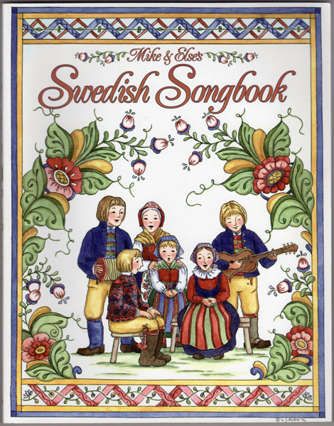 Image 0 of Mike & Else's Swedish Songbook