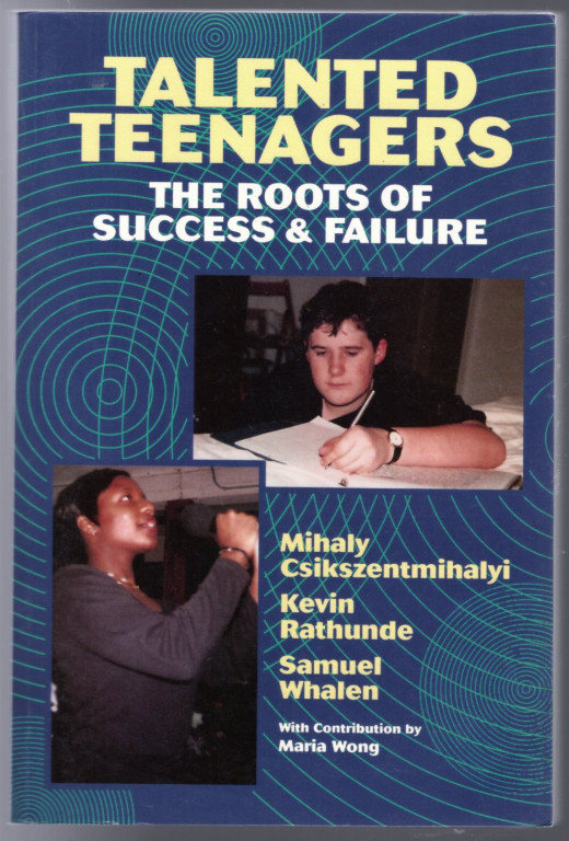 Image 0 of Talented Teenagers: The Roots of Success and Failure (Cambridge Studies in Socia