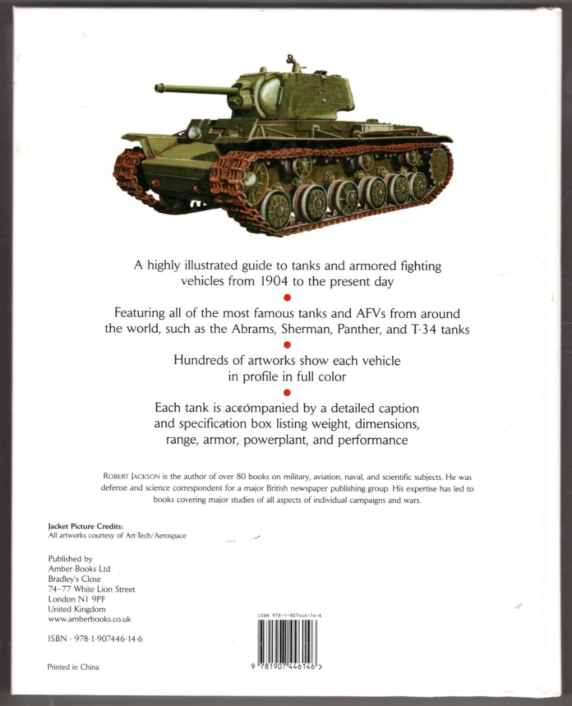 Image 1 of Tanks & Armored Fighting Vehicles Visual Encyclopedia (Visual Encyclopedia)