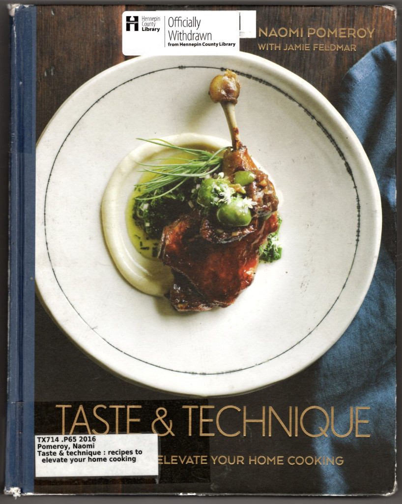 Image 0 of Taste & Technique: Recipes to Elevate Your Home Cooking