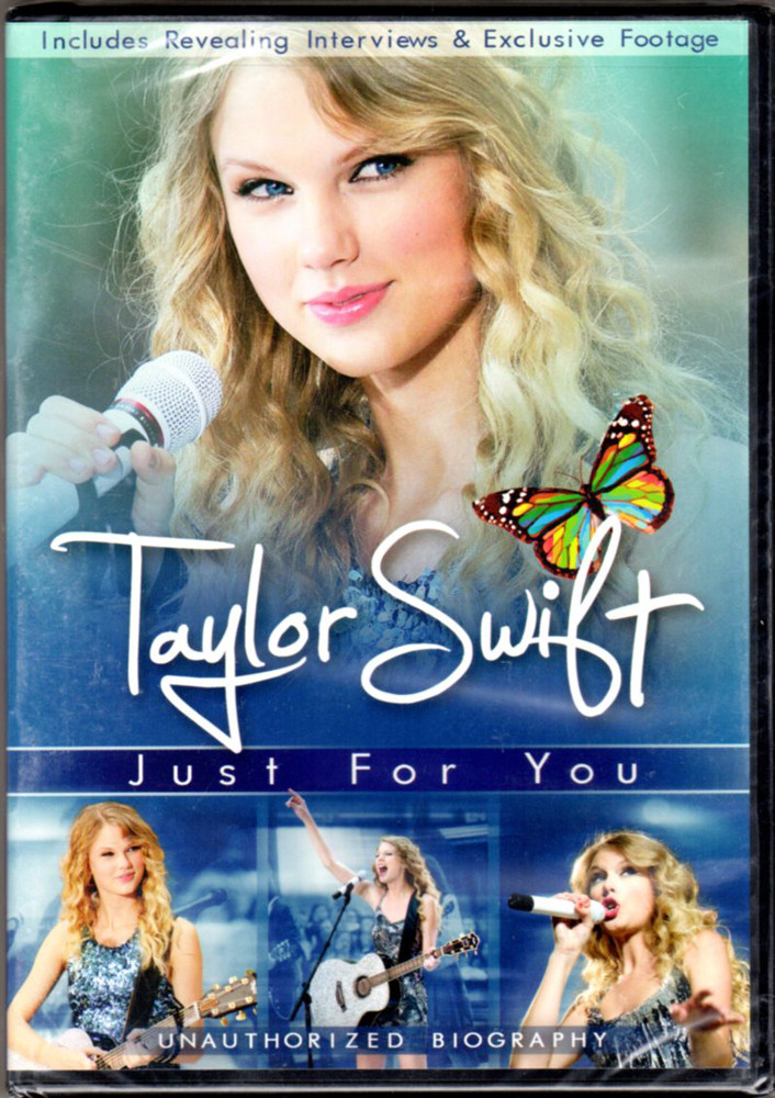 Image 0 of Taylor Swift: Just for You