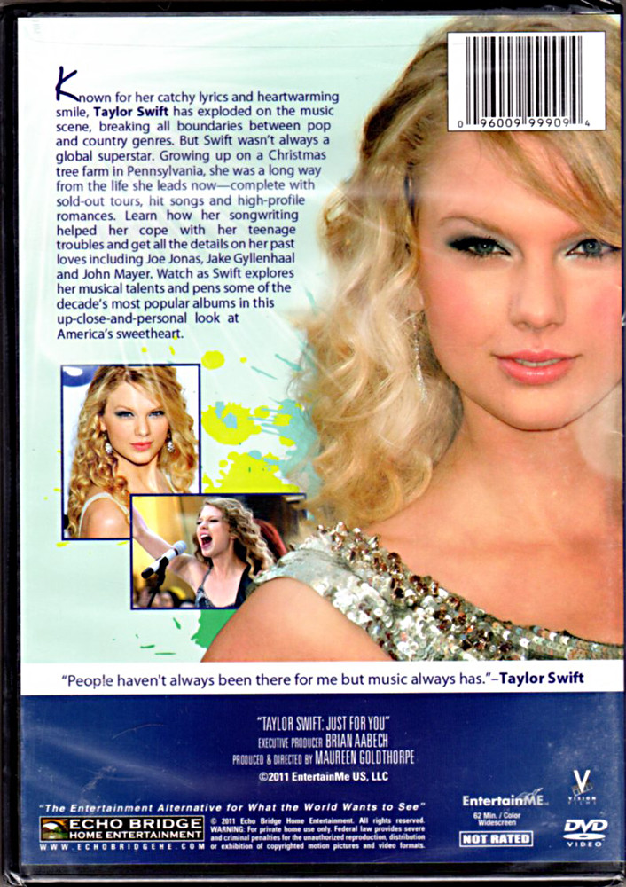 Image 1 of Taylor Swift: Just for You