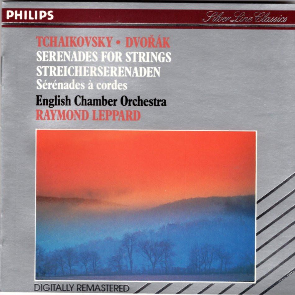 Image 0 of Tchaikovsky/Dvorak: Serenades For Strings/Streicherserenaden