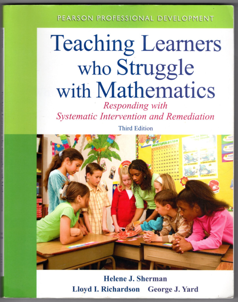 Image 0 of Teaching Learners who Struggle with Mathematics: Systematic Intervention and Rem