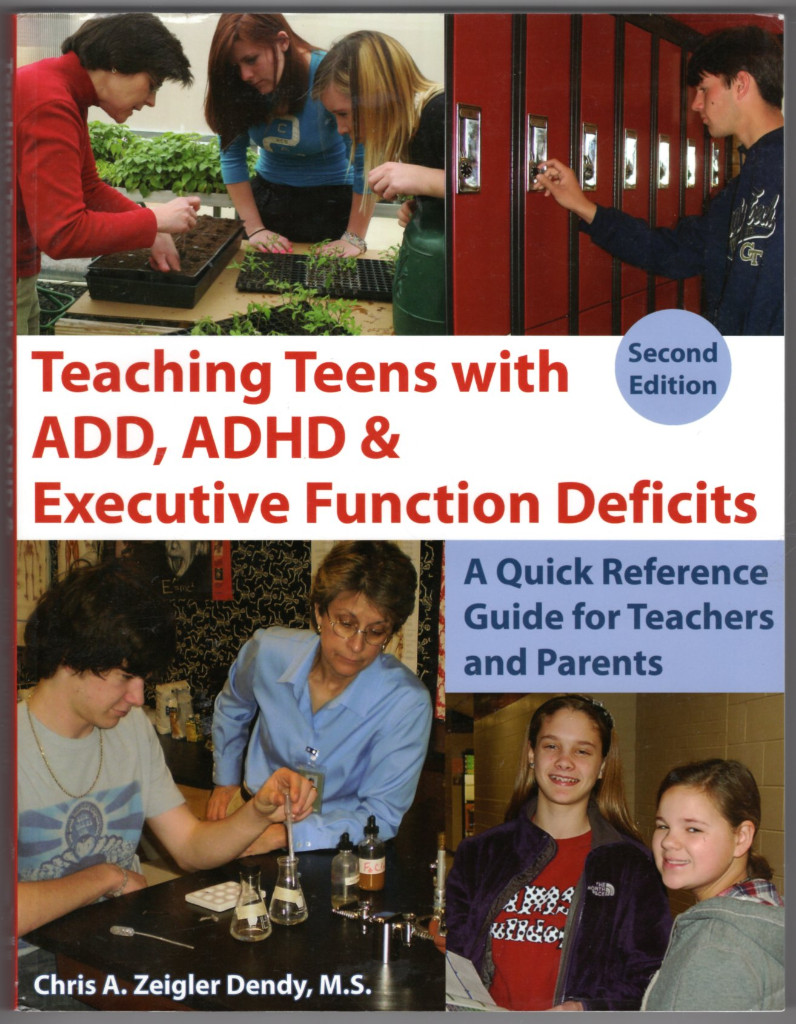 Image 0 of Teaching Teens With ADD, ADHD & Executive Function Deficits: A Quick Reference G