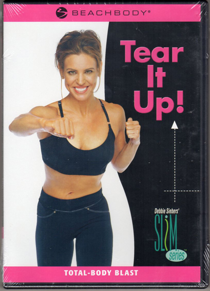 Image 0 of Tear It Up! Total Body Blast (Debbie Siebers' Slim Series)