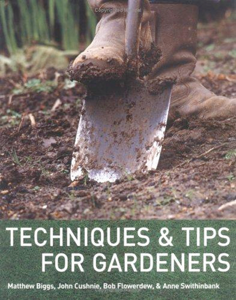 Image 0 of Techniques & Tips for Gardeners