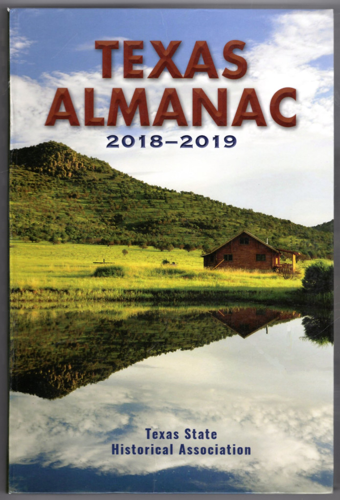 Image 0 of Texas Almanac 2018-2019