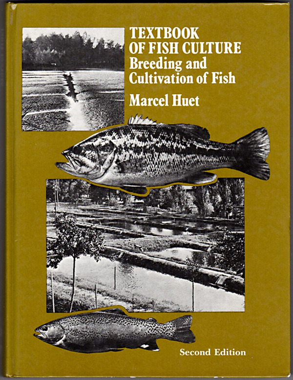 Image 0 of Textbook of Fish Culture: Breeding and Cultivation of Fish