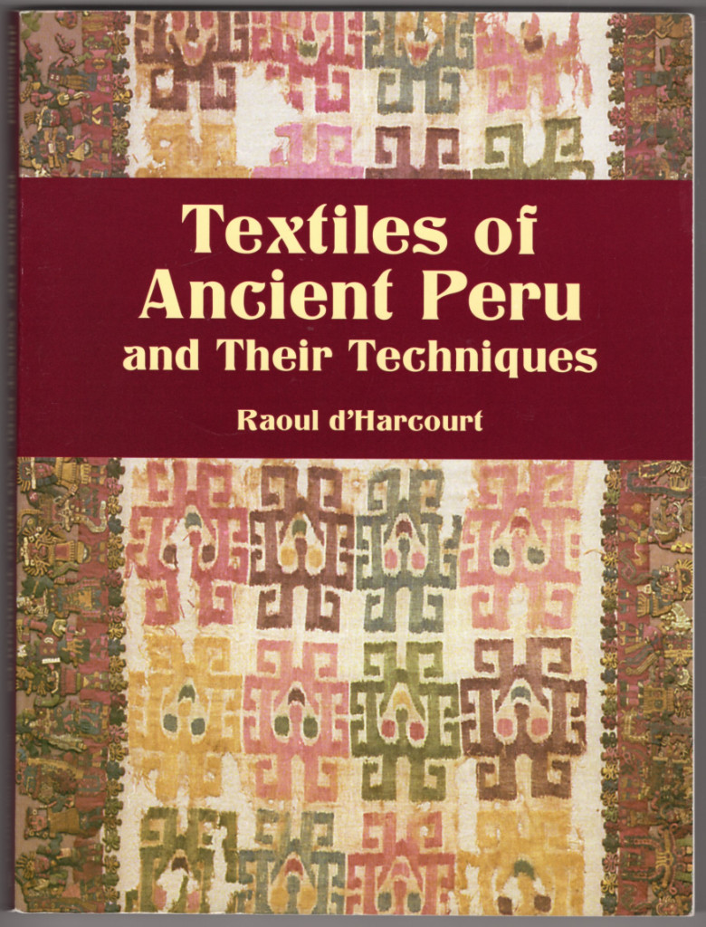 Image 0 of Textiles of Ancient Peru and Their Techniques
