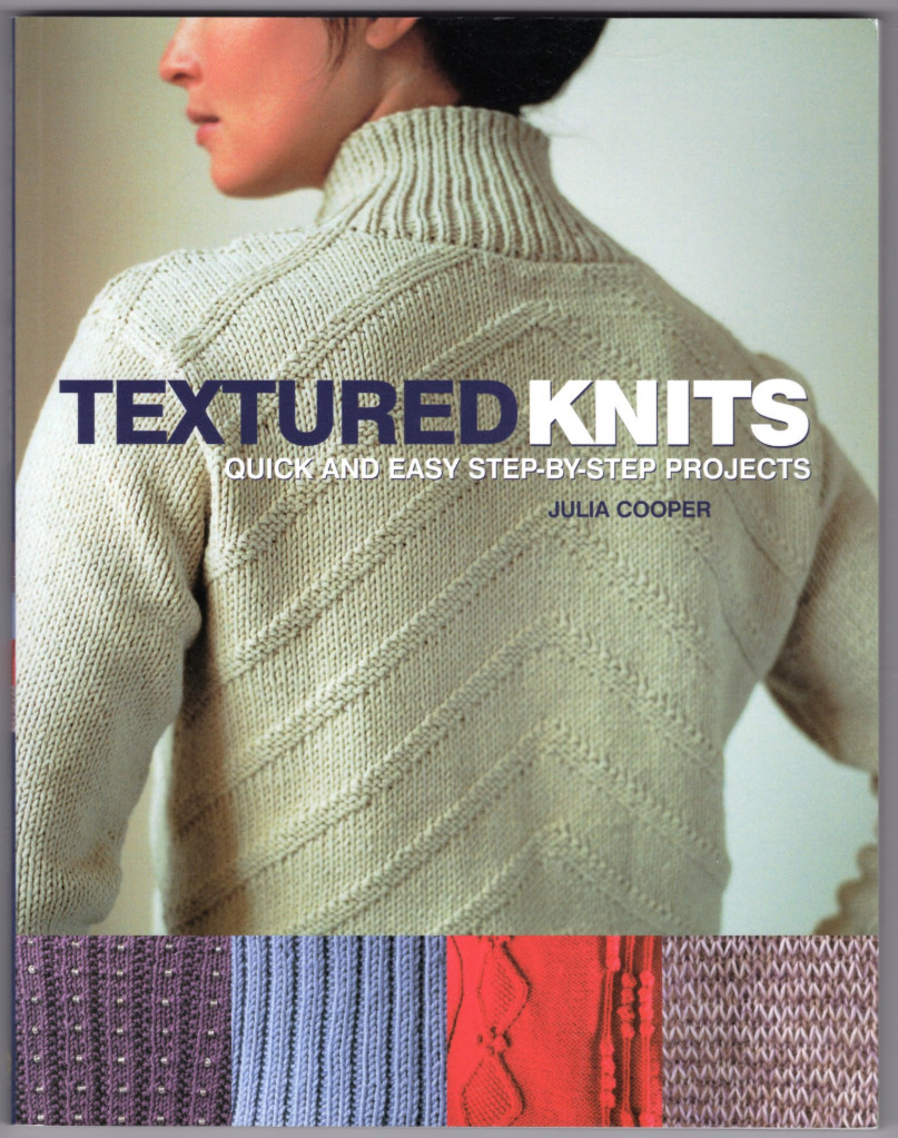 Image 0 of Textured Knits: Quick and easy step-by-step projects