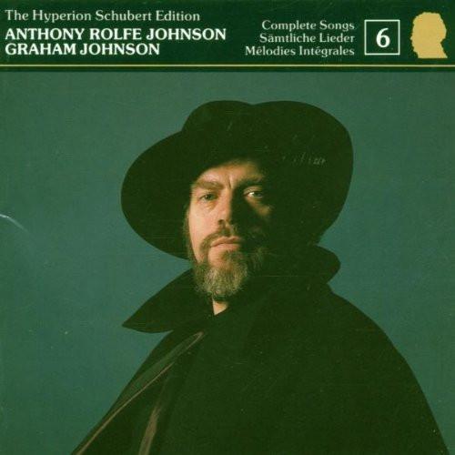 Image 0 of The Hyperion Schubert Edition 6 / Anthony Rolfe Johnson, Graham Johnson