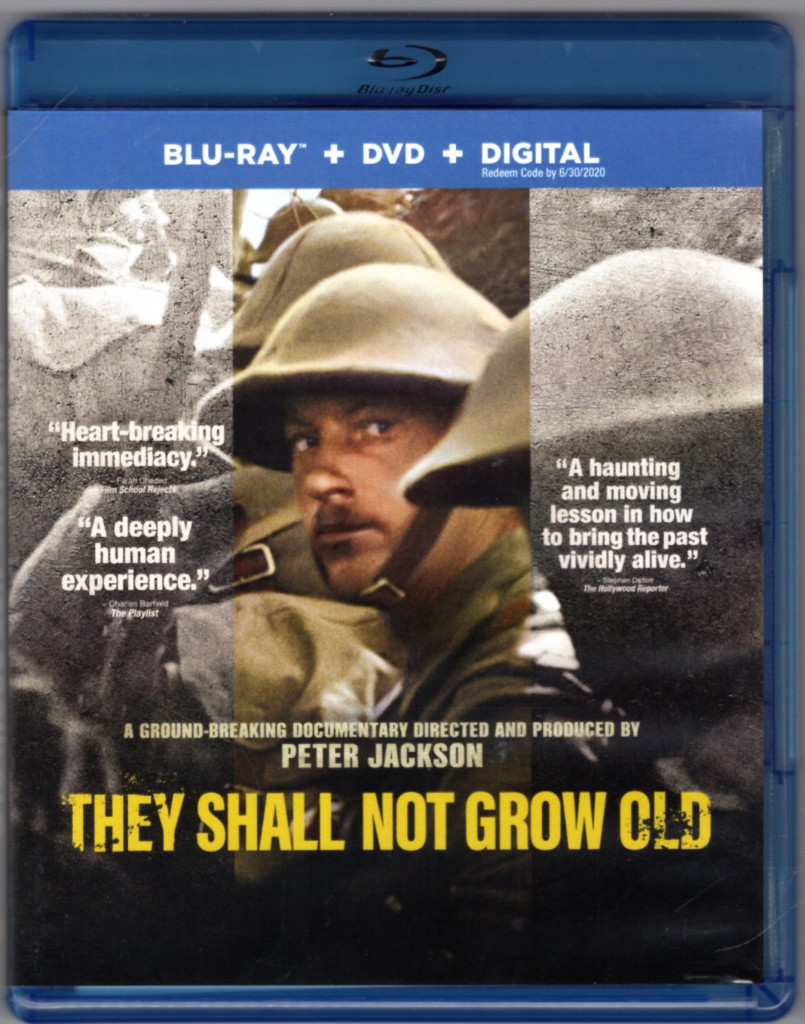 Image 0 of They Shall Not Grow Old [Blu-ray disc ONLY]