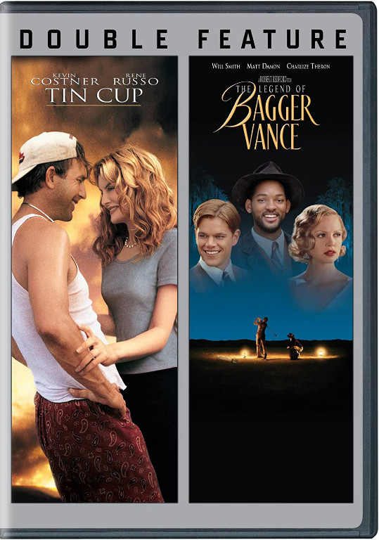Image 0 of Legend Of Bagger Vance, The / Tin Cup (DBFE)