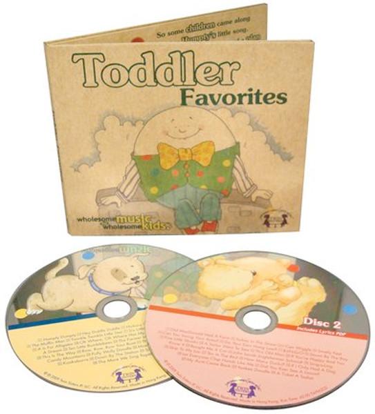 Image 0 of Wholesome Kids: Toddler Favorites
