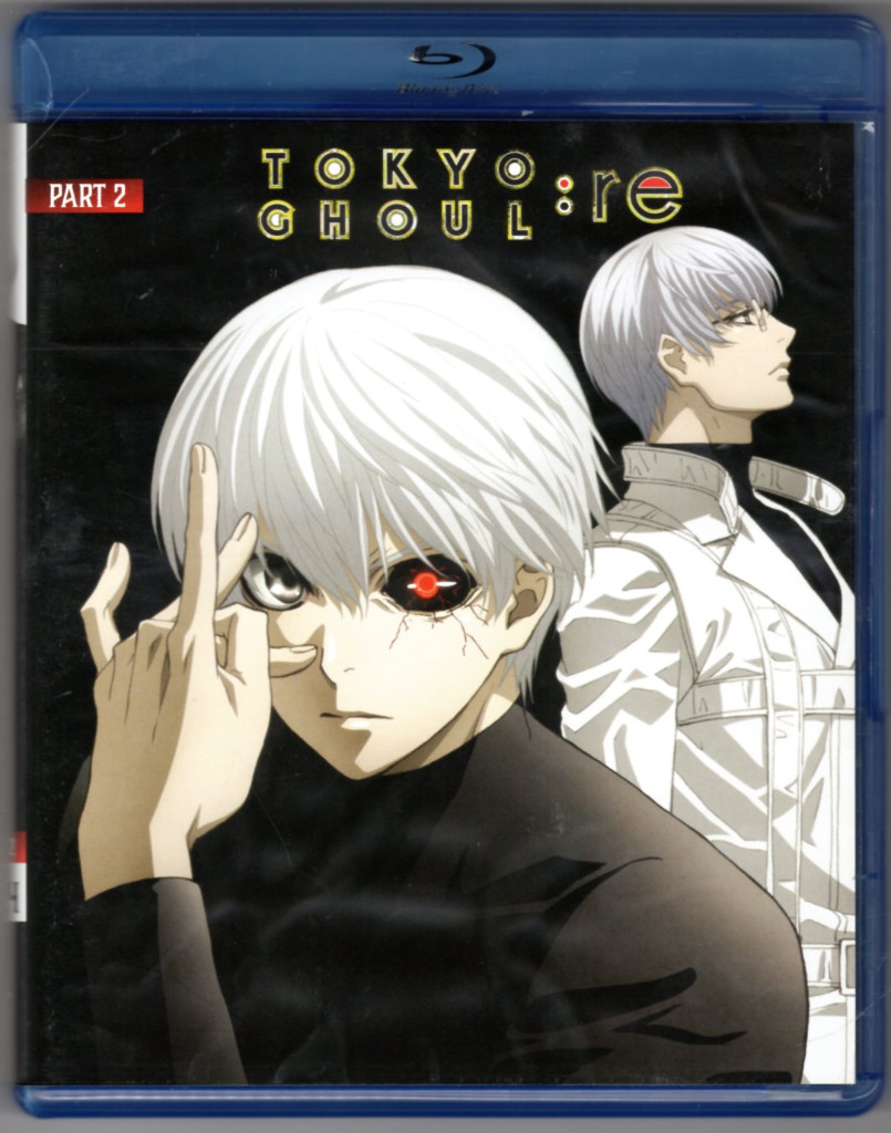 Image 0 of Tokyo Ghoul:re - Part 2 [Blu-ray Discs ONLY]